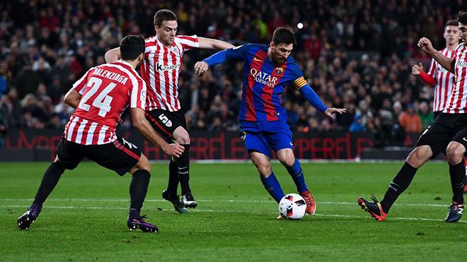 TRỰC TIẾP Barcelona vs Bilbao (21h15, 29/9)