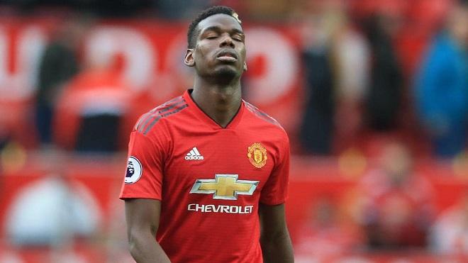 Những đội bóng nào có thể giải cứu Pogba khỏi M.U?