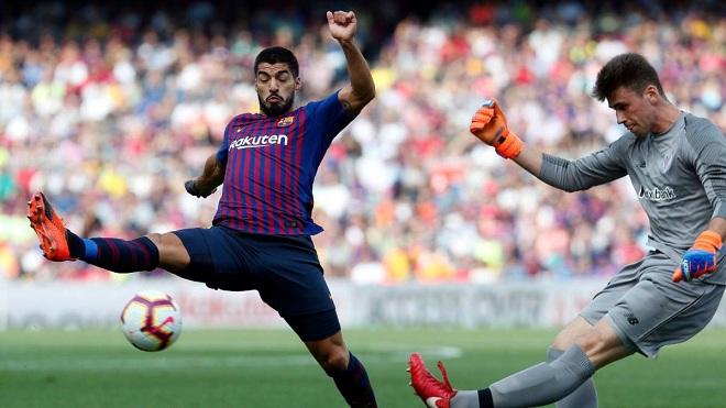 Barcelona 1-1 Bilbao: Hoà nhọc nhằn, Barca lại đánh rơi điểm