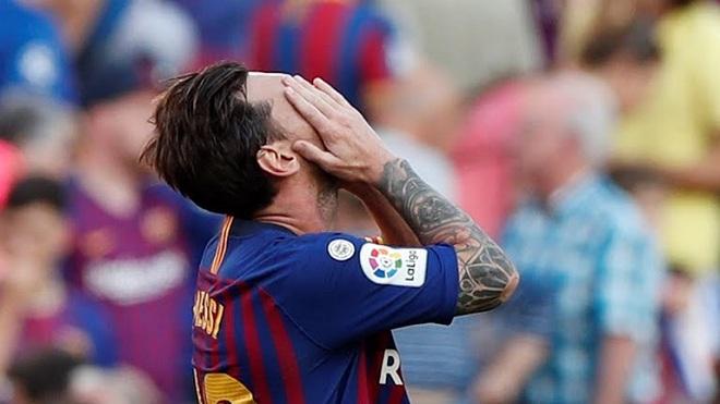 Video Barcelona 1-1 Atheltic Bilbao: Tiếp tục gây thất vọng