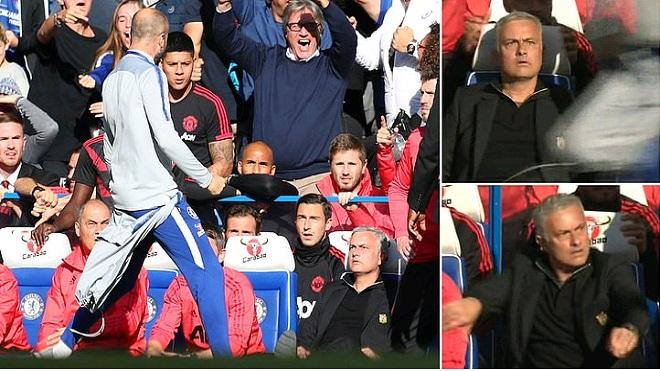 Vì sao Mourinho nổi điên, đòi ăn thua đủ với trợ lý của Sarri?