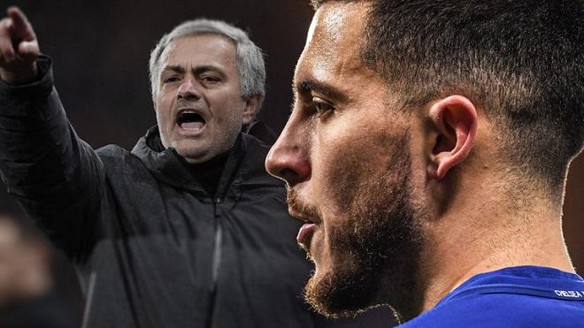 TIN HOT M.U 20/10: Mourinho công khai chèo kéo Hazard. Hợp đồng mới của Shaw bị chỉ trích