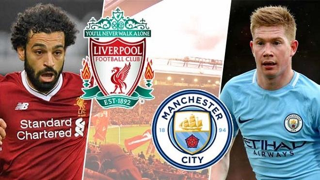 Xem trực tiếp Liverpool vs Man City (22h30, 7/10), vòng 8 Premier League ở đâu?