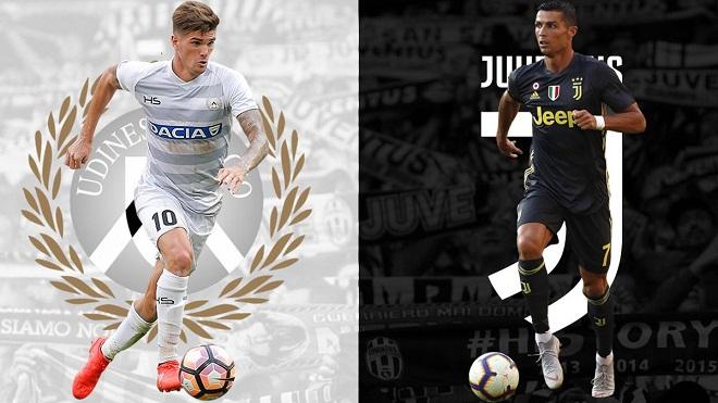 Juventus. Juve. Trực tiếp bóng đá. Ronaldo. Trực tiếp Udinese vs ...