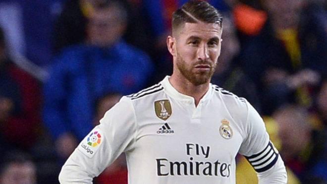 Ramos bị fan Barca chế giễu khi khóc dù chơi tệ nhất trận 'Kinh Điển'