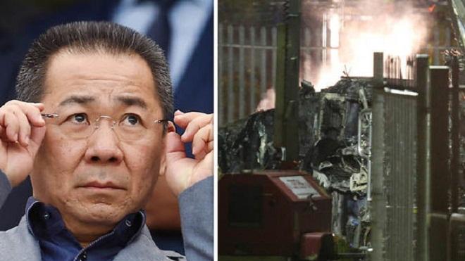 CẬP NHẬT tối 28/10: Tin mới vụ trực thăng chủ tịch Leicester phát nổ. Salah sẽ đến Real