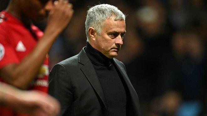 M.U: Jose Mourinho sẽ bị sa thải ngay cuối tuần này?