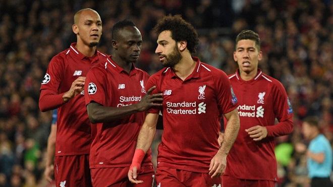 Liverpool 4-1 Cardiff (KT): Salah tỏa sáng, The Kop thắng dễ trên sân nhà