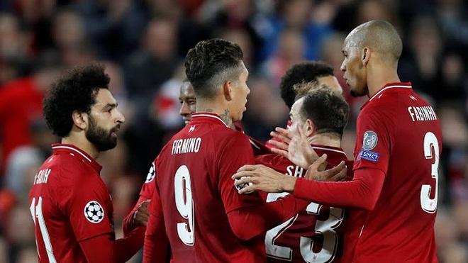 Video clip Liverpool 4-0 Sao Đỏ Belgrade: Đinh ba Salah-Firmino-Mane đã bùng nổ trở lại