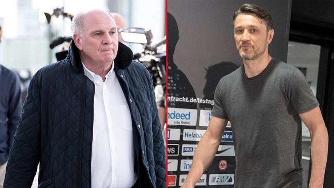 Chủ tịch Bayern tuyên bố sẵn sàng 'đổ máu' để bảo vệ HLV Niko Kovac