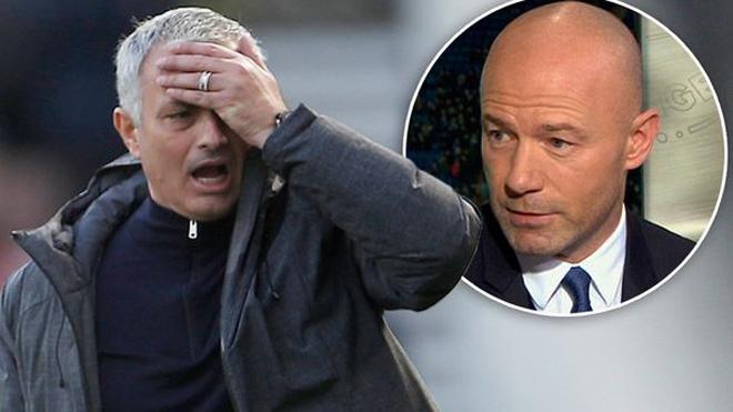 Alan Shearer chỉ trích M.U: 'Toàn bộ đội bóng thật đáng hổ thẹn'