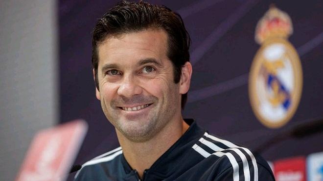 CHÍNH THỨC: Real Madrid bổ nhiệm Solari làm HLV trưởng đến năm 2021