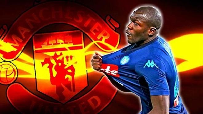 M.U bị Napoli phũ phàng từ chối đề nghị mua Koulibaly 90 triệu bảng