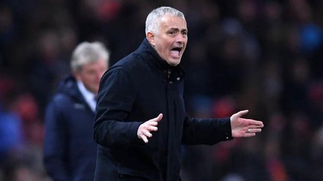 M.U: Mourinho lại công khai chỉ trích cầu thủ sau trận hòa Crystal Palace
