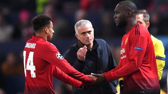 M.U: Lingard gõ cửa phòng Mourinho để được thay đổi vị trí