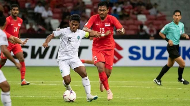 Tiền vệ Singapore: 'Chúng tôi tới Thái Lan là để giành chiến thắng'