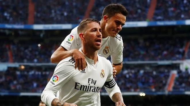 VIDEO Real Madrid 2-0 Valladolid: Ramos lập công, Solari ra mắt thành công