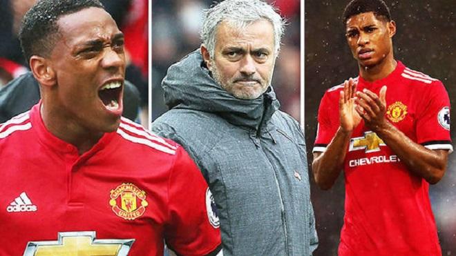 CẬP NHẬT tối 12/11: Rashford và Martial bị Mourinho giới hạn. Thầy Park thận trọng trước Malaysia