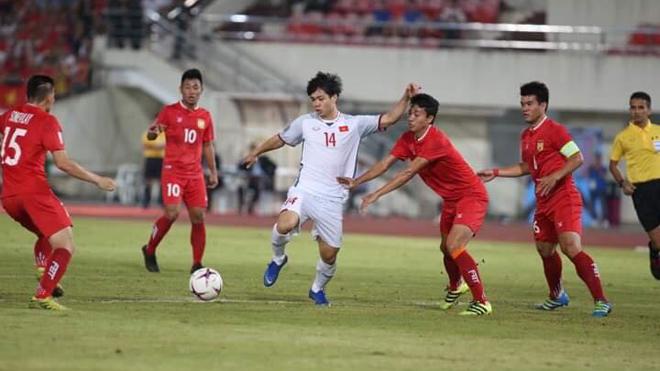 Thắng dễ Lào, CĐV Việt Nam thất vọng vì đội nhà chưa có cơ hội thể hiện khả năng