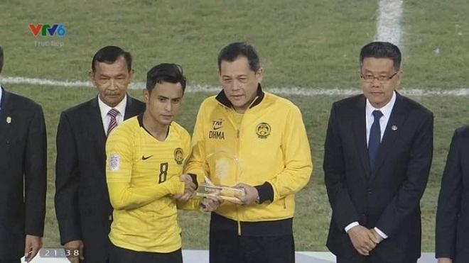 CĐV sốc khi Malaysia giành giải Fair Play tại AFF Cup 2018
