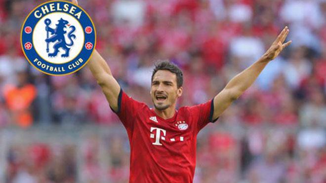 CHUYỂN NHƯỢNG 30/12: M.U nhận tin vui từ sao Porto, Bayern báo giá Hummels cho Chelsea