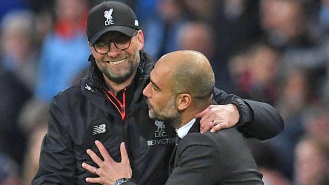 Klopp chơi tâm lý chiến với Guardiola khi cuộc đua vô địch tới hồi căng thẳng