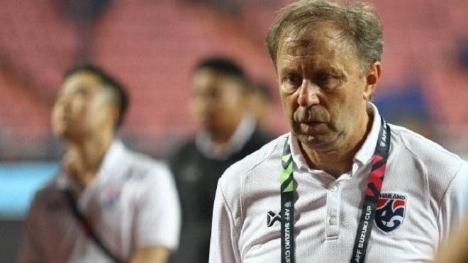 HLV Rajevac thừa nhận Malaysia xứng đáng vào chung kết hơn Thái Lan