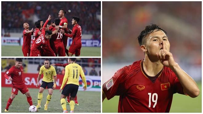 AFF Cup 2018: Việt Nam vô địch, Quang Hải hay nhất giải, Malaysia bất ngờ giành giải 'Fair Play'
