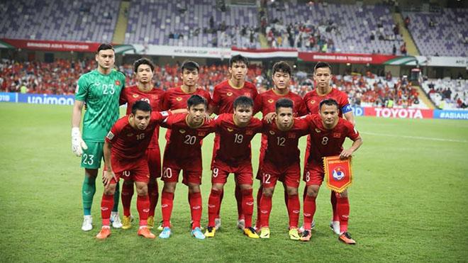 Đội hình ra sân của Việt Nam vs Jordan: Xuân Trường dự bị, Huy hùng đá chính