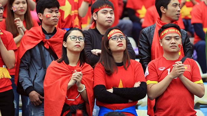 Xem lại 2 trận đấu khiến fan Việt thót tim: Chưa kịp ''hoàn hồn'' với Oman, lại nín thở với Triều Tiên