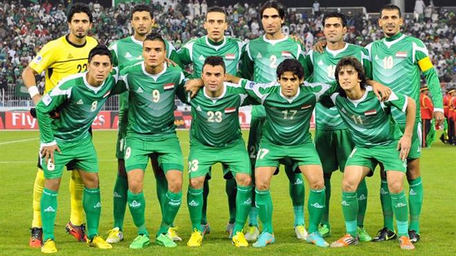 Đội hình hiện tại của Iraq có bao nhiêu cầu thủ là 'người quen' của Việt Nam?