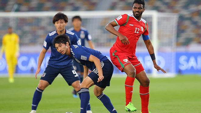 VIDEO Oman 0-1 Nhật Bản: Nhật Bản thắng nhẹ, giành vé vào vòng 1/8
