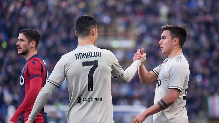 Video Bologna 0-1 Juventus: Ronaldo im lặng, Dybala ghi bàn, 'Lão bà' bất bại 25 trận