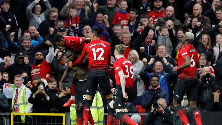 VIDEO M.U 3-2 Southampton: Lukaku tỏa sáng, 'Quỷ đỏ' lọt vào top 4