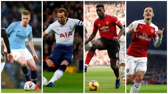 11 cầu thủ hưởng lương cao nhất Premier League: Sanchez vô đối, Oezil chỉ về thứ 2