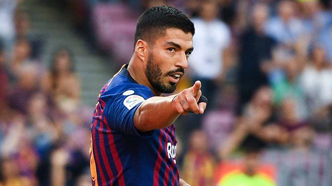 Tại sao Suarez sẽ là chìa khóa để Barca hạ MU ở tứ kết Champions League?