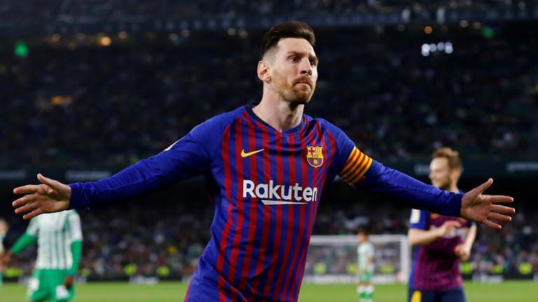 VIDEO Betis 1-4 Barca: Messi lập hat-trick, khiến CĐV đối thủ phải hát vang tên anh