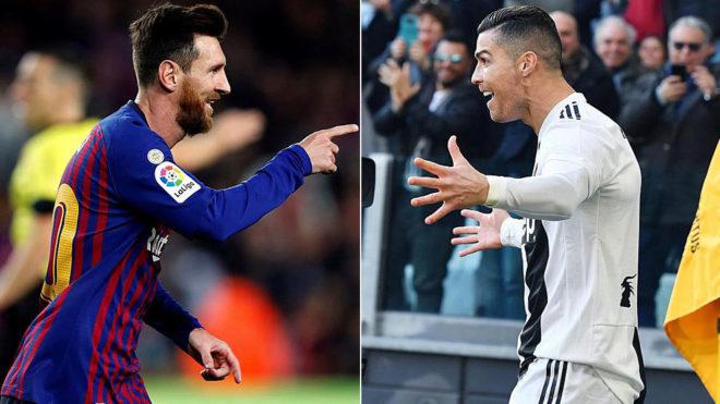 Messi bỏ xa Ronaldo để trở thành cầu thủ vĩ đại nhất mọi thời đại