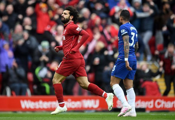 Kết quả Liverpool vs Chelsea, video clip Liverpool 2-0 Chelsea, Liverpool vô địch, bảng xếp hạng Ngoại hạng Anh, Sadio Mane, Mohammed Salah, cuộc đua vô địch, Man City