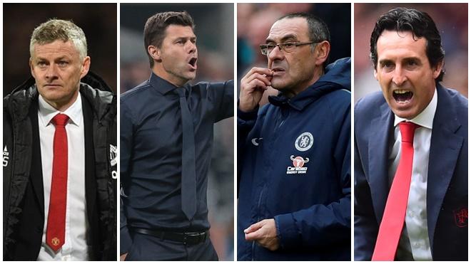 Cuộc đua top 4 Ngoại hạng Anh: Arsenal, Tottenham sáng cửa. Chelsea, MU thất thế