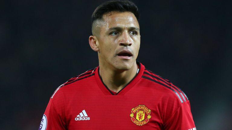 THỐNG KÊ: Sanchez chỉ chạm bóng 1 lần trong 12 phút đá với Man City