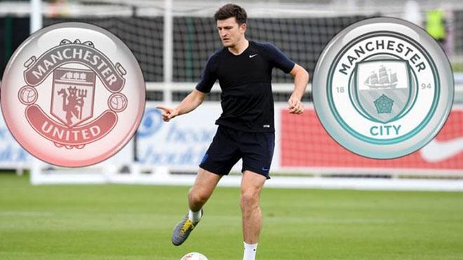 MU: Chi 65 triệu bảng, Man City tính vượt mặt Man United trong vụ Maguire