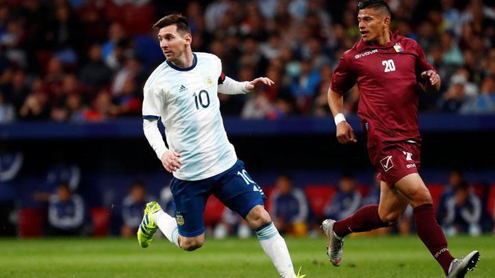 Trực tiếp bóng đá. Venezuela đấu với Argentina. Argentina vs Venezuela truc tiep