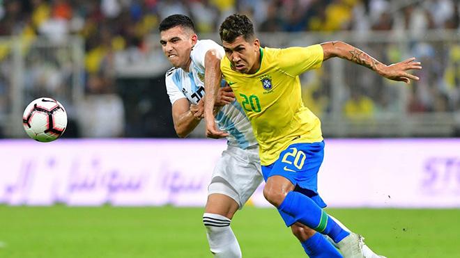 Trực tiếp bóng đá hôm nay: Brazil vs Argentina (7h30, 3/7), Copa America 2019