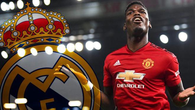 Real Madrid: Real thuyết phục Pogba rời MU,  từ chối Juventus để tới Bernabeu