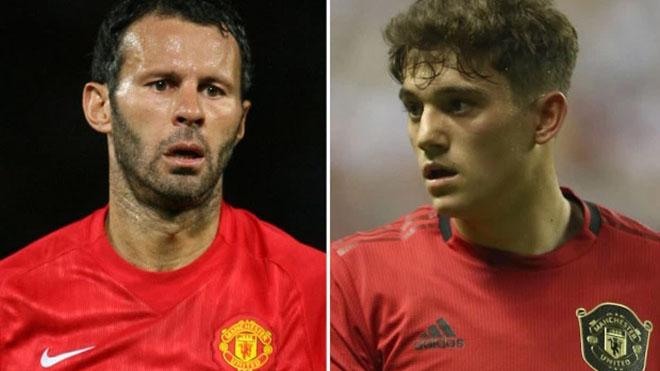MU: Daniel James sẽ trở thành Ryan Giggs mới của Manchester United
