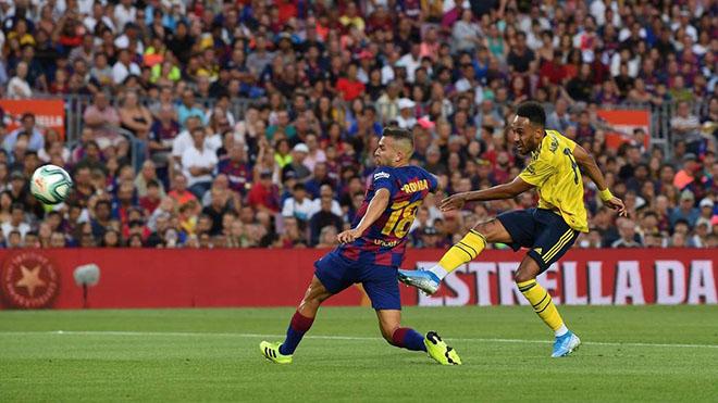 Barca, kết quả bóng đá, kết quả Barcelona 2-1 Arsenal, video clip Barca 2-1 Arsenal, Gamper Cup, Barcelona, lịch thi đấu bóng đá hôm nay, ket qua bong da, Arsenal