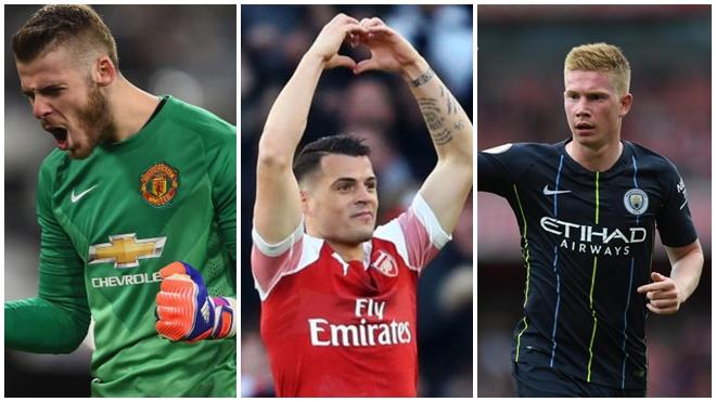 Ngoại hạng Anh: Ai là đội trưởng mùa này của MU, Arsenal và Man City?
