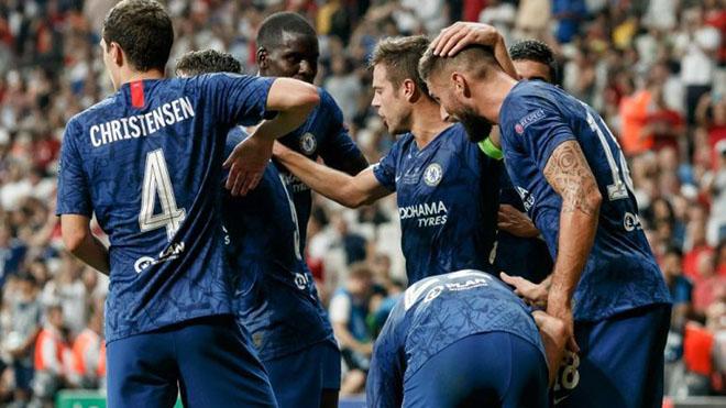 Bong da, bóng đá, lich thi dau bong da hom nay, lịch thi đấu bóng đá hôm nay, Liverpool Chelsea, siêu cúp châu Âu, kết quả bóng đá, ket qua bong da, Mane, Salah, Adrian