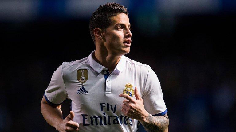 Real Madrid:  Zidane ra quyết định BÂT NGỜ về tương lai James Rodriguez